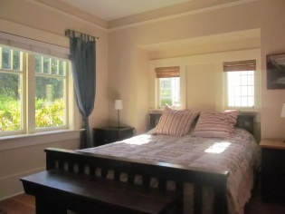 Bedroom in Retreat House