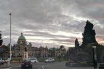 Legislature at Twilight