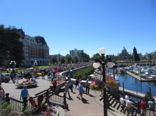 Inner Harbour Walk